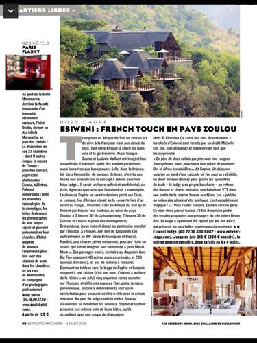 Le Figaro Esiweni 2