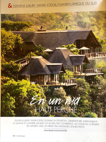 Hotel & Lodge Esiweni 2