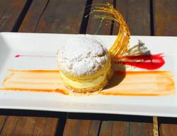 Dessert Esiweni, Tarte tropezienne