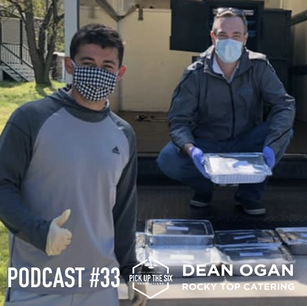 PODCAST #33: DEAN OGAN, FEEDING COMMUNITIES DURING A PANDEMIC