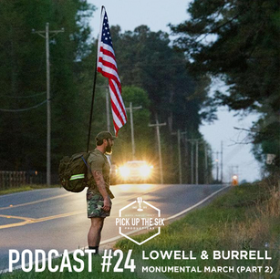 PODCAST #24: LOWELL AND BURRELL, MONUMENTAL MARCH (PART 2)