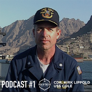PODCAST #1: CDR. KIRK LIPPOLD, USS COLE