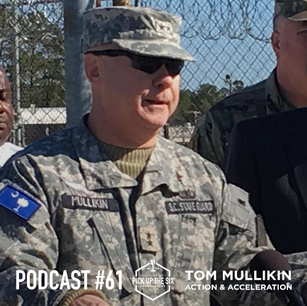 PODCAST #61: TOM MULLIKIN, ACTION AND ACCELERATION