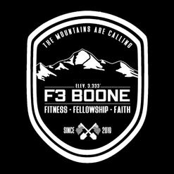 F3 Boone