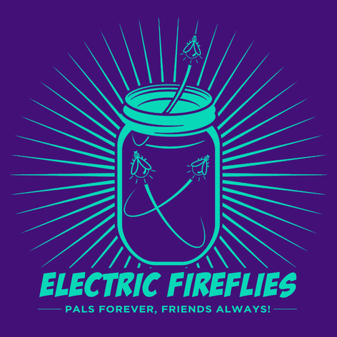 Y Guides Electric Fireflies
