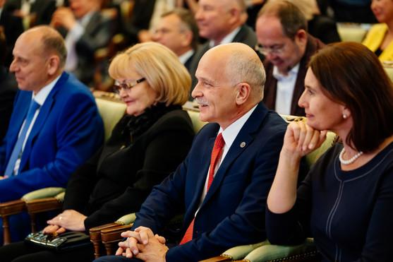 Людмила Бабушкина, Председатель Законодательного Собрания Свердловской области.