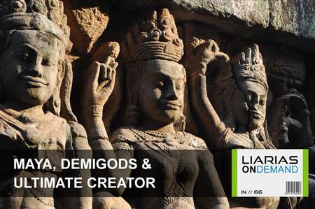 Maya, DemiGods and Ultimate Creator in Hinduism