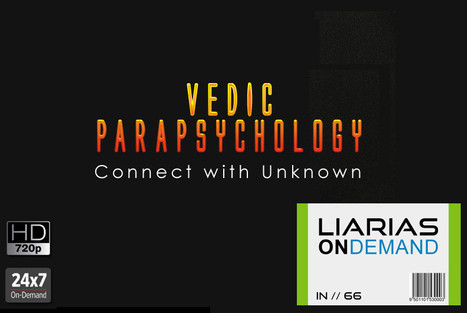 Vedic Parapsychology - Connect with Unknown