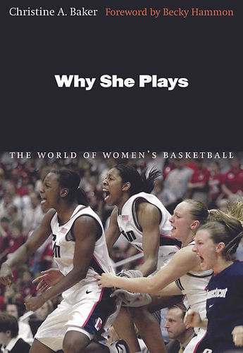 Why She Plays book cover