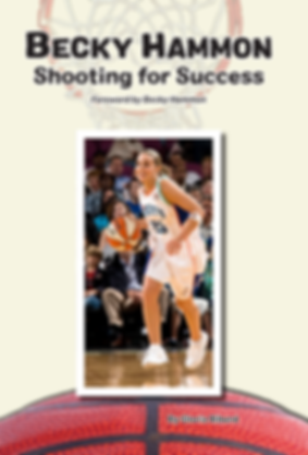 Becky Hamon Shooting for Success Book Cover