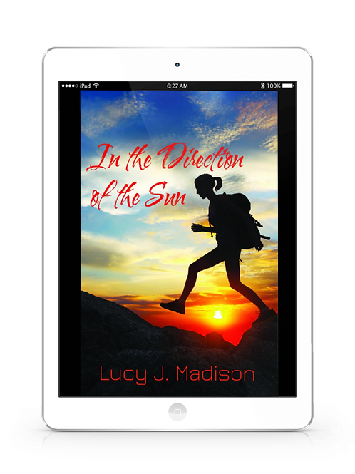 In the Direction of the Sun by Lucy J. Madison .MOBI