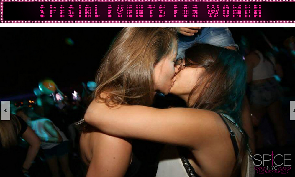 Spice NYC Lesbian Events