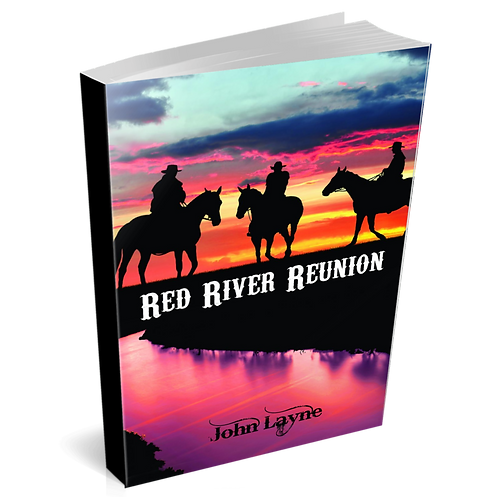 Red River Reunion by John Layne Paperback
