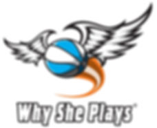 Why She Plays Logo
