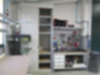 Armadi Laboratori e Scaffalatura pesante su misura, scaffalatura laboratorio, reggio emilia, modena