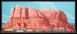 1-Red-Butte-With-Tourists-BlkBkgrd-WEB