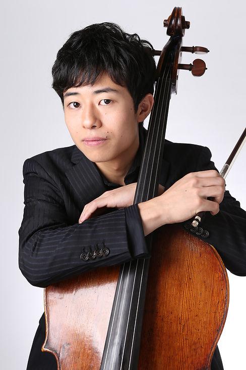 Keisuke Morita cellist Dai Miyata Sumiko Kurata