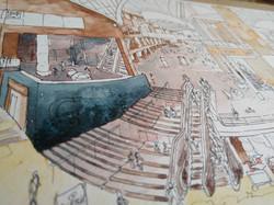 Cabot circus detail
