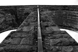 Ribblehead very long drain pipe