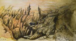 Trials of Gul landscape