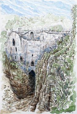 Chepstow Castle / Castell Cas Gwent