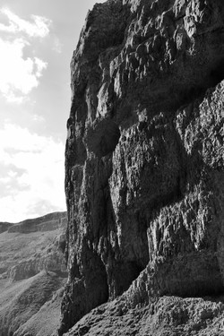 Face of Ages, Gordale Scar