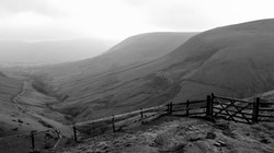 Return from Kinder Scout