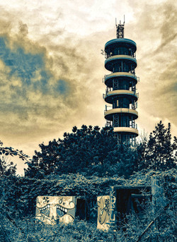 Tower HDR