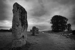 Avebury stones1