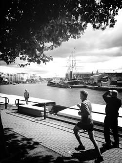 Runner, Snapper and SS Great Britain