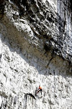 Malham Climbers 2