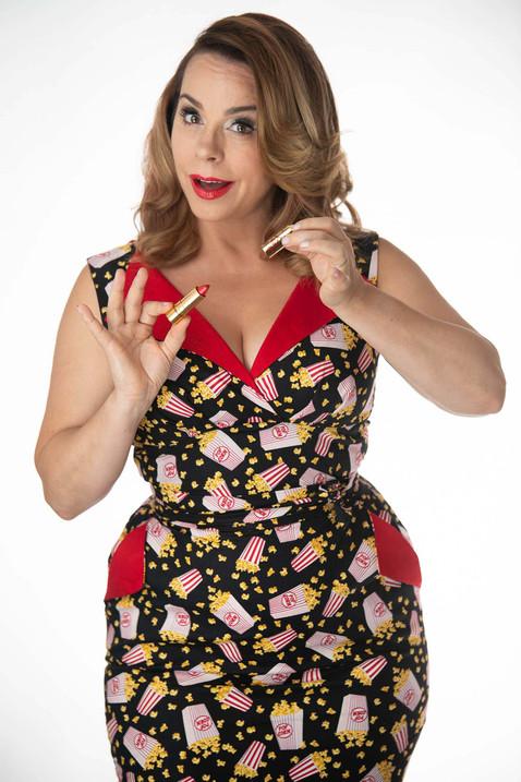NYLE LYNN - Glam in Popcorn Dress.jpg