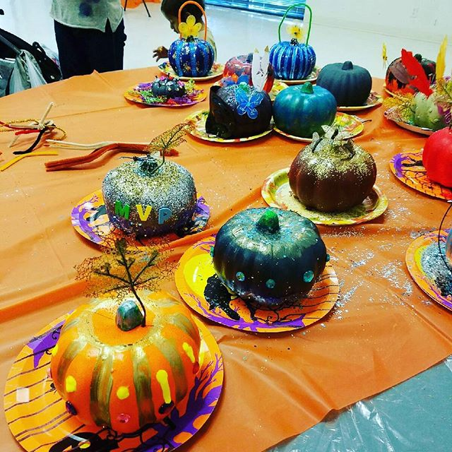 #pumpkin #paint #party