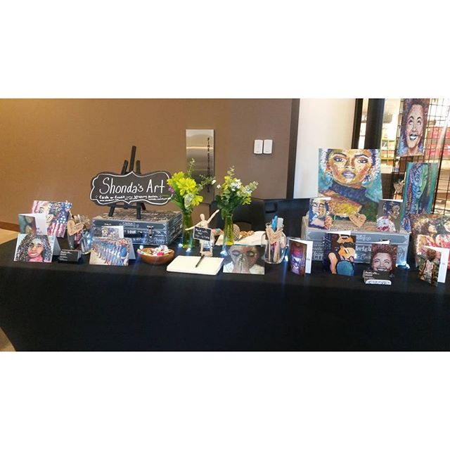 Super grateful for all the love and support shown today at _concorddallas author and artisan fair.jp