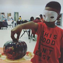 #pumpkin #paint #party