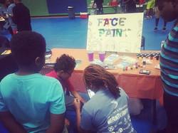 Had a blast at the Walk for Education Community Fair