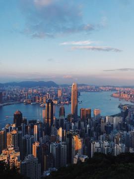 Hong Kong by Elena