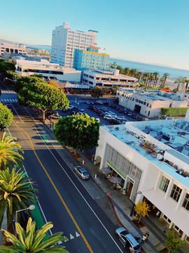 Los Angeles by Elena
