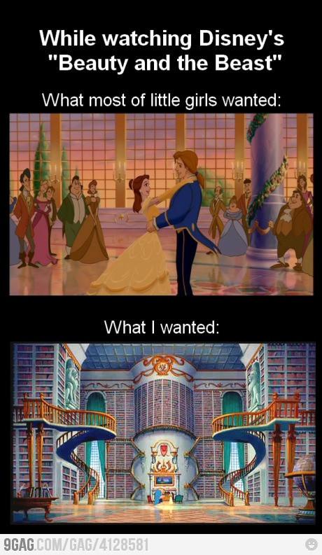 Disney's Beauty & the Beast meme