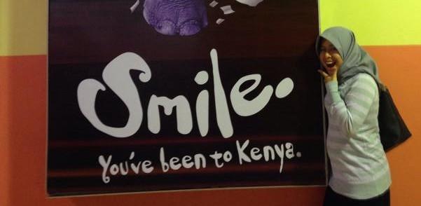 Smile! Kenya