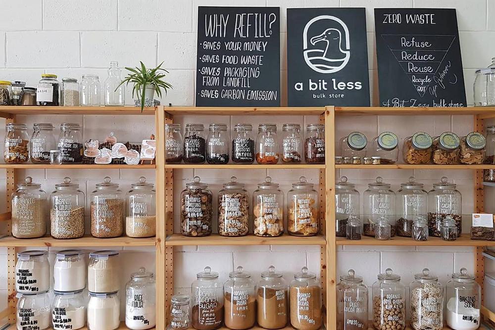 zero waste store