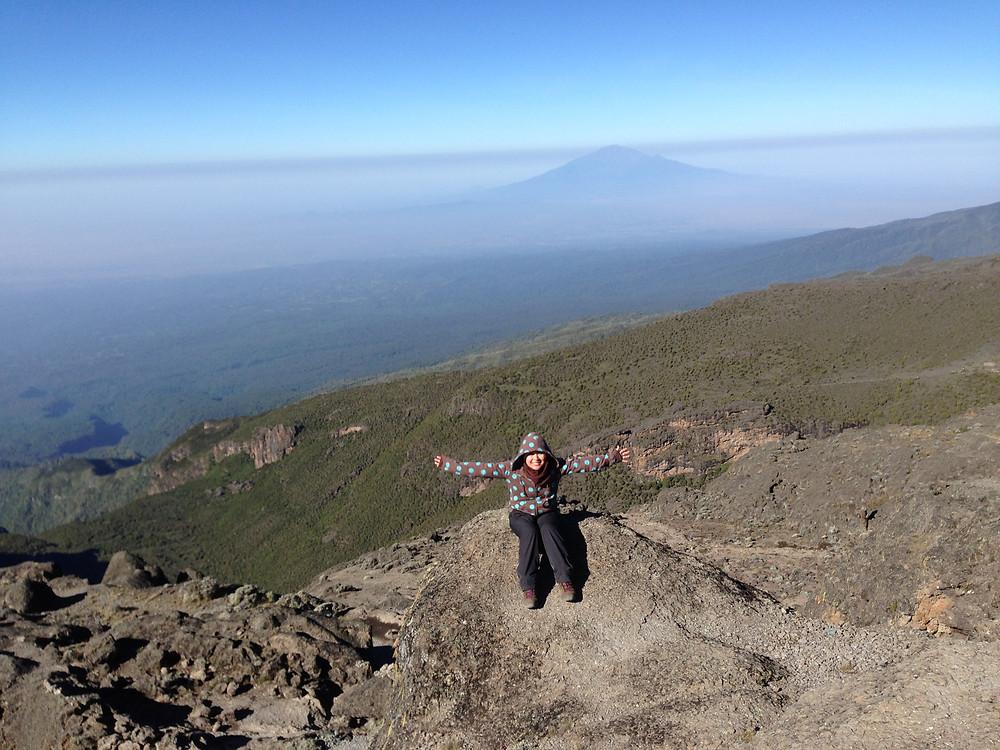 Mount Kilimanjaro view