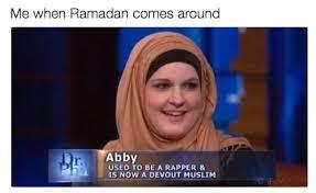 when ramadan comes around