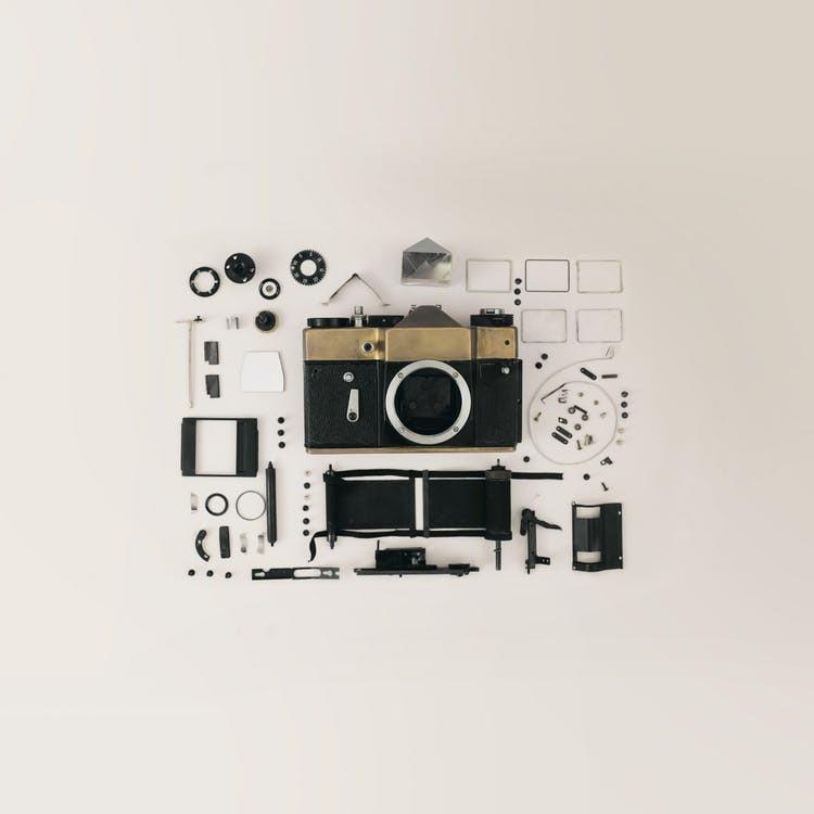 deconstructed gadget