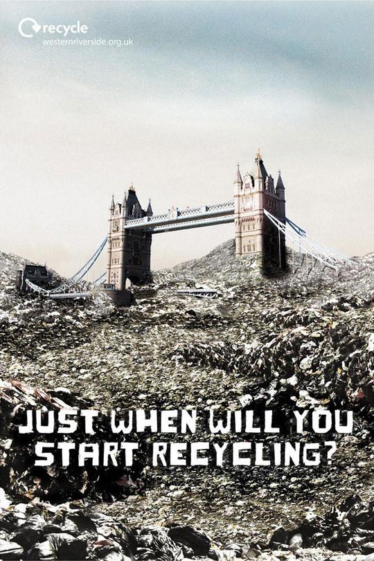 Full of trash