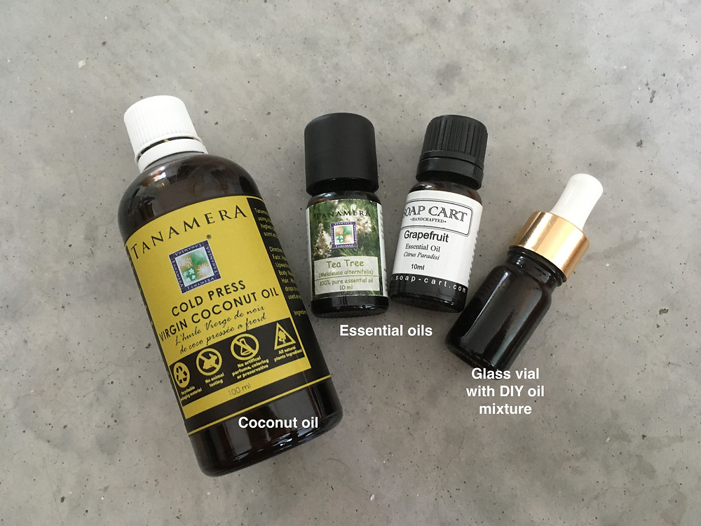 essential oils tools