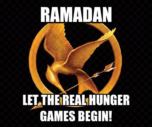 let the real hunger games begin