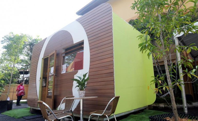 Greenman Tiny Home