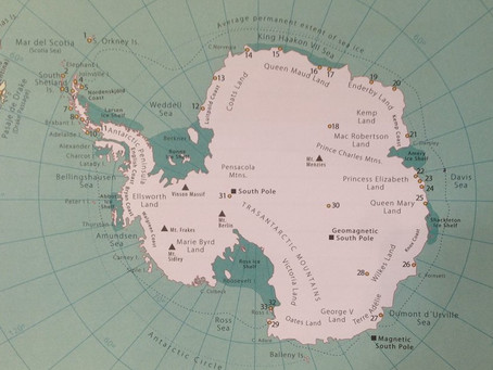 The Time I Puked My Way to Antarctica (Part 1)