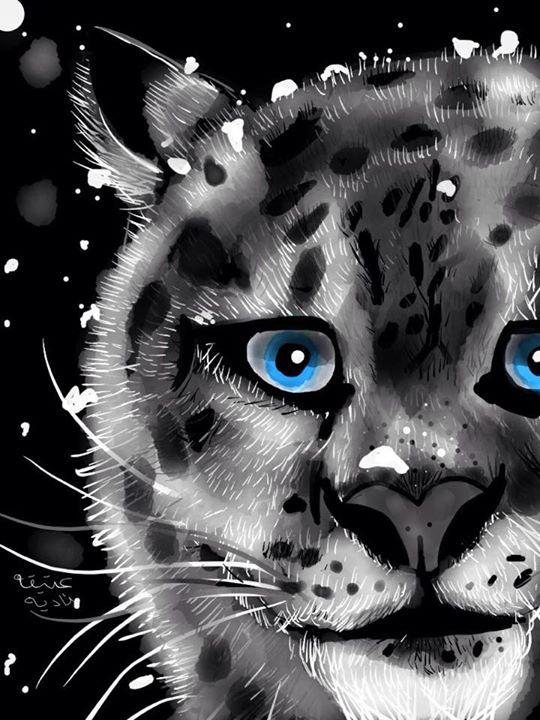 ANZ Studio Snow Leopard